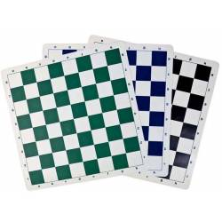 Silicone chess checkerboard