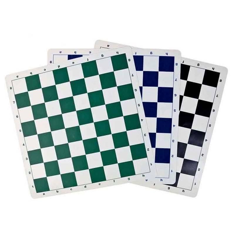 Tablero ajedrez de silicona