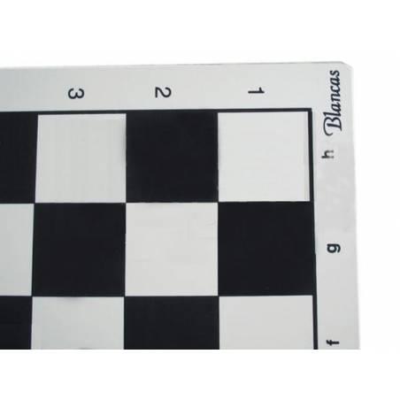 Tauler escacs de plàstic MS 45x45