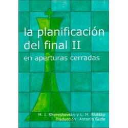 La planificació del final 2
