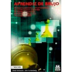 Chess book Bronstein Aprendiz de Brujo