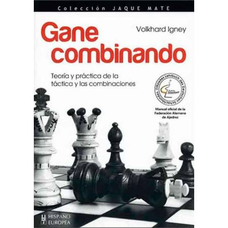 Chess book Earn combining