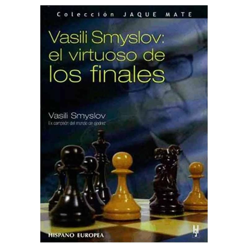 The virtuoso of the endings. Smyslov