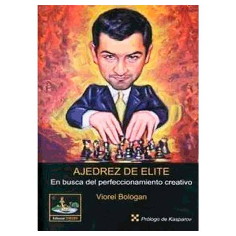 Llibre Ajedrez de élite Bologan