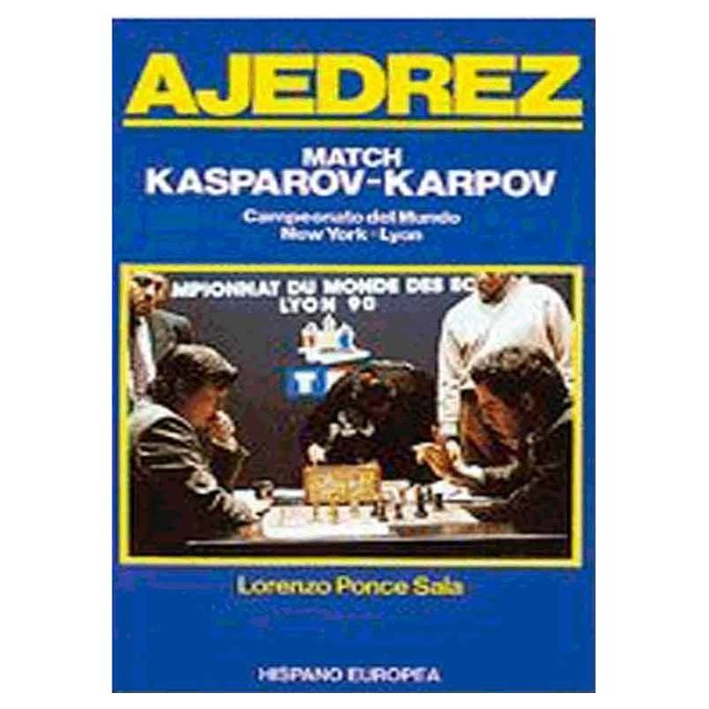 Match Kasparov - Karpov