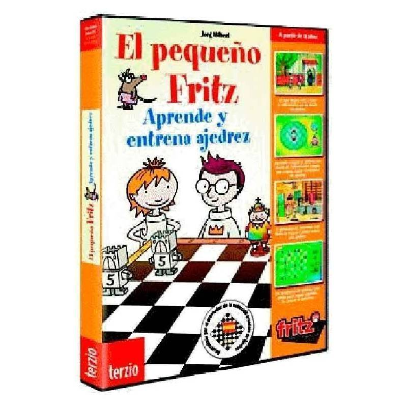 Little Fritz 1. Learn and train chess chess program for kids