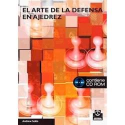 El arte de la defensa en ajedrez (libro+CD)