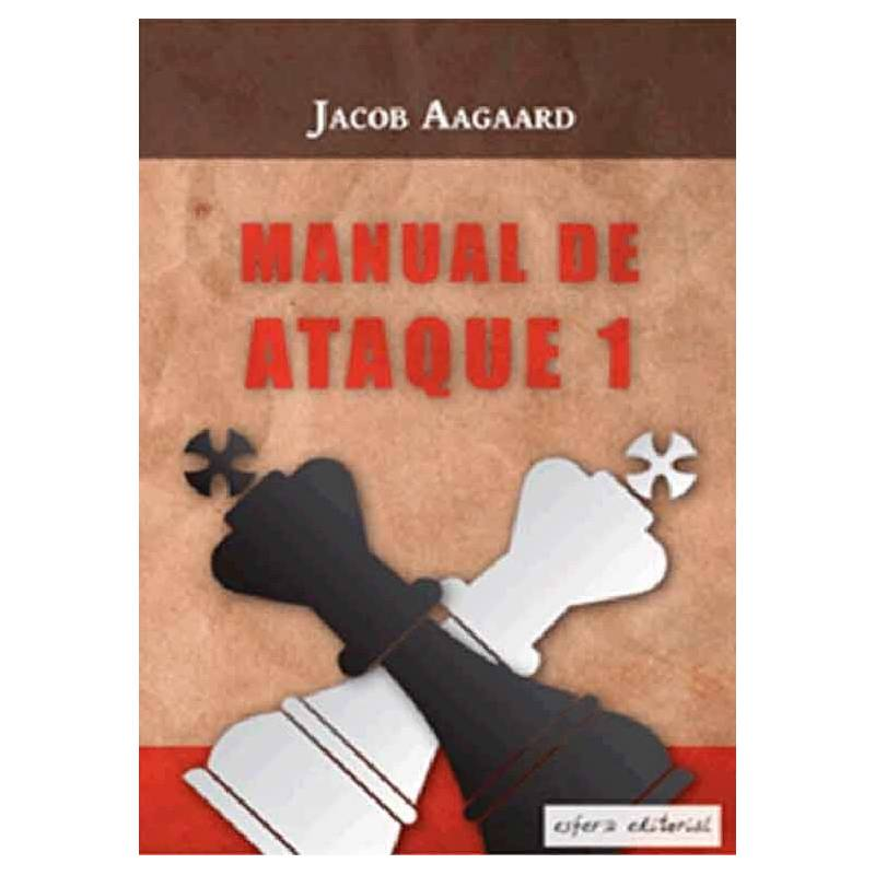 Llibre escacs Manual d'atac 1