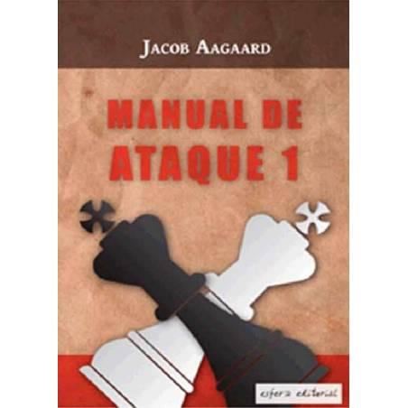Libro ajedrez Manual de ataque 1