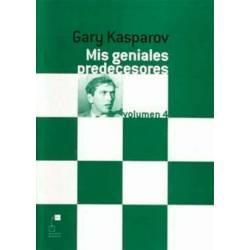 Chess book Mis geniales predecesores 4