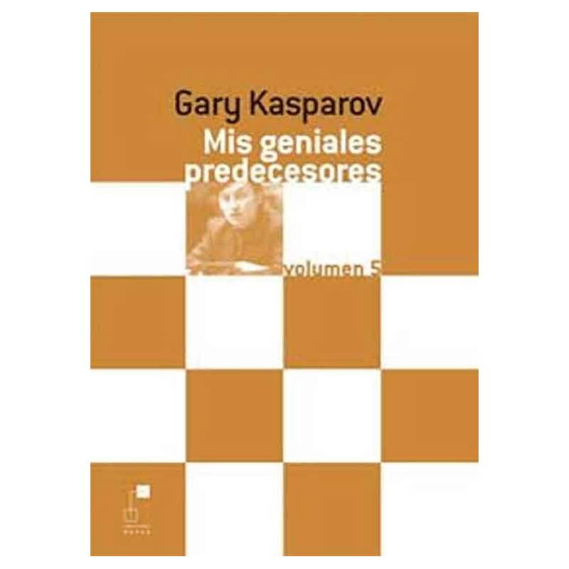 Chess book My Great Predecessors 5