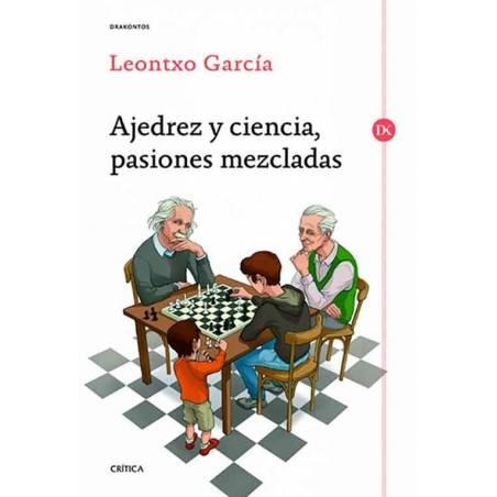 Llibre Escacs i ciència, passions barrejades