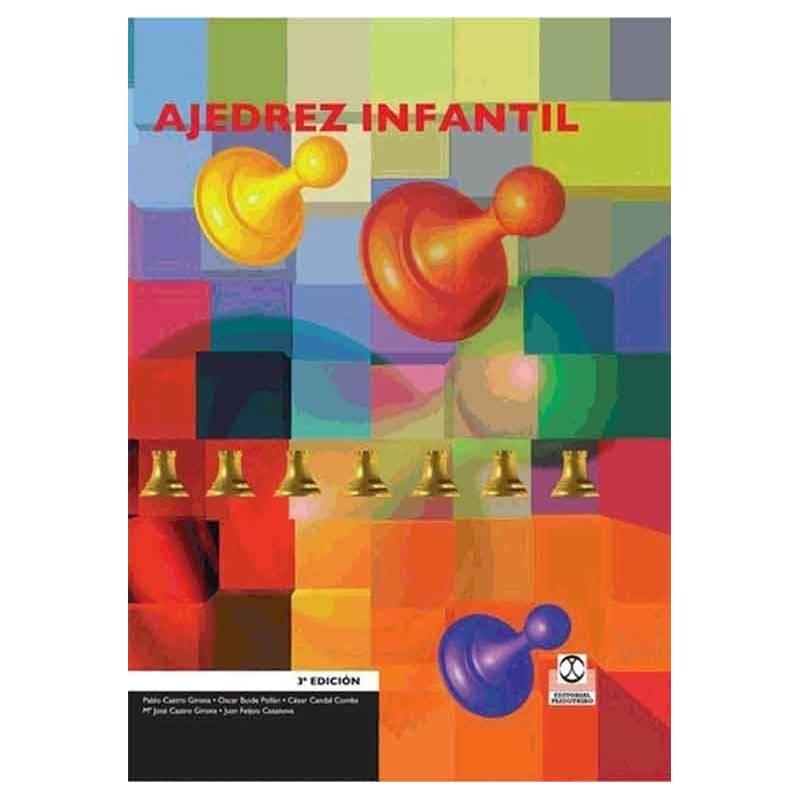Libro Ajedrez infantil