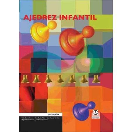 Llibre Escacs infantil