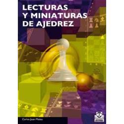 Llibre Lecturas y miniaturas de ajedrez