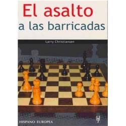 Libro ajedrez El asalto a las barricadas
