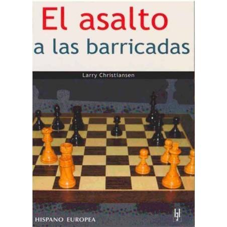 Chess book The assault on the barricades