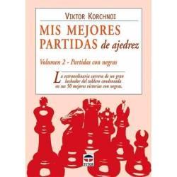 Les meves millors partides d'escacs amb negres