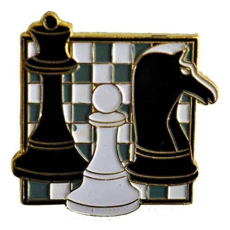 Pin chess board
