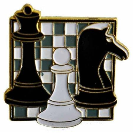 Pin chess board