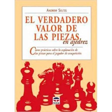 Libro de ajedrez El verdadero valor de las piezas