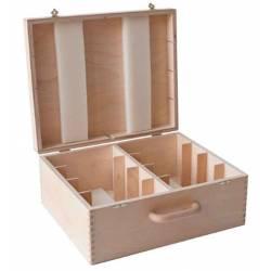 Caja para 8 relojes DGT XL