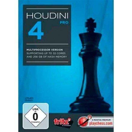 Houdini 4 Pro descargable