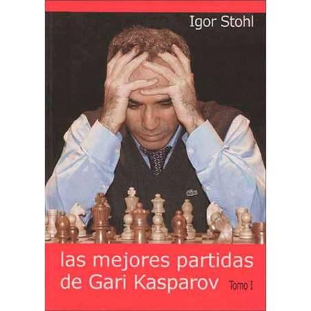 Llibre escacs Las mejores partidas de Gari Kasparov vol.1