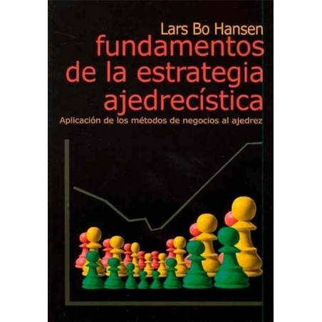 Chess book Fundamentals of chess strategy