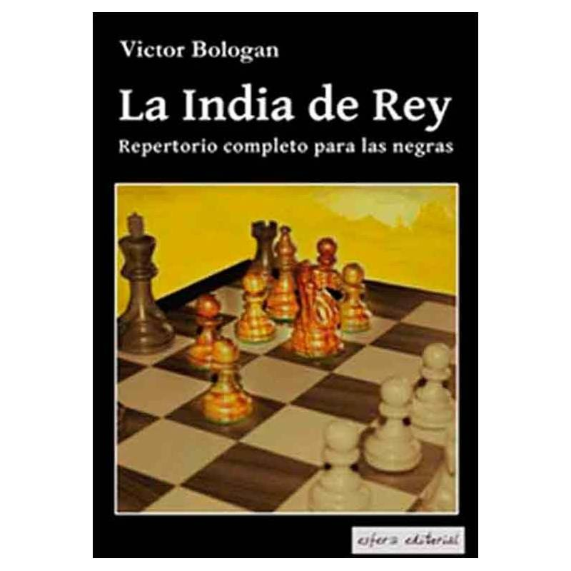 Chess book King Indian 1