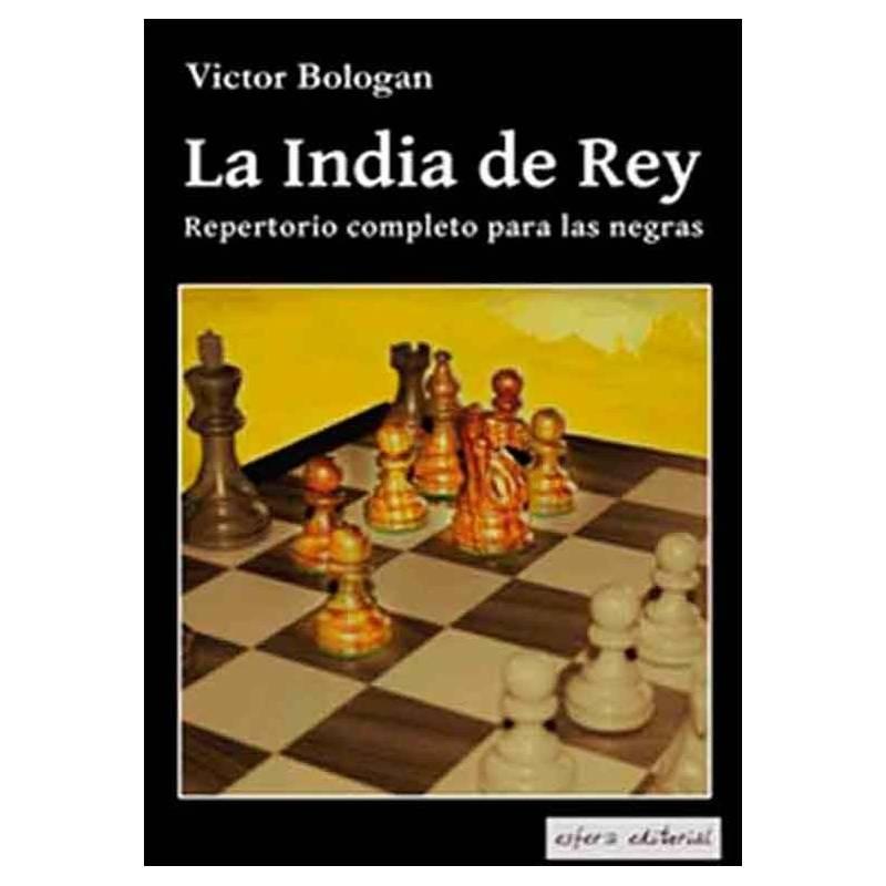 Libro ajedrez La India de Rey 1