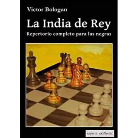 Llibre escacs L'Índia de Rei 1