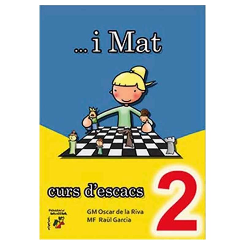 Llibre escacs  I mat.. 2