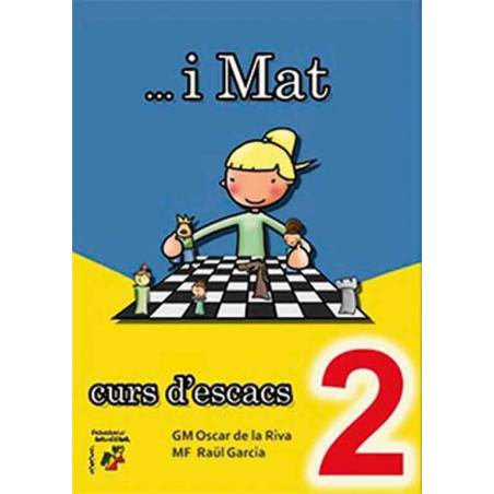 Chess book I mat.. 2