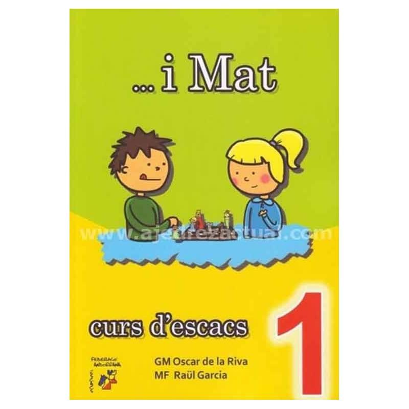 Chess book I mat.. 1