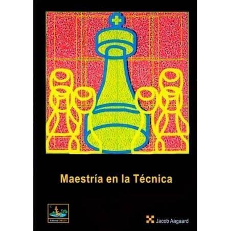 Llibre escacs Maestria en la tècnica