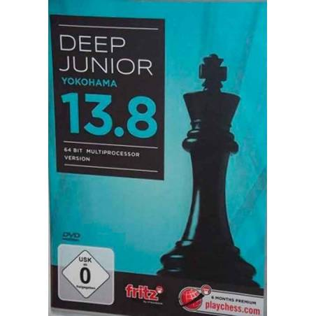 Deep Junior 13.8 Yokohama