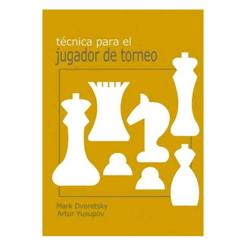 Chess book Technique for the Tournament Player