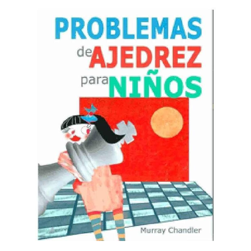 Llibre Problemes d'escacs per a infants