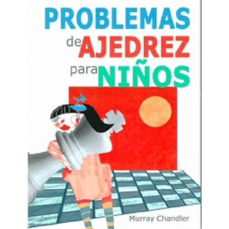 Libro Problemas de ajedrez para niños