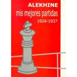Libro ajedrez Mis mejores partidas vol.2 1924-1937