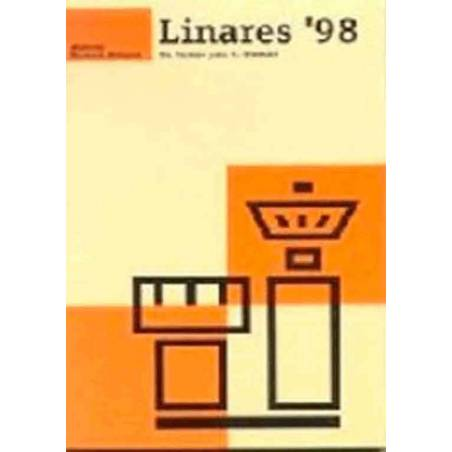 Chess book Linares 98. Un torneo para la história