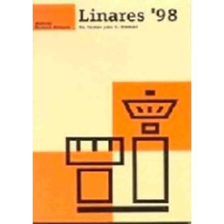 Libro ajedrez Linares 98. Un torneo para la história