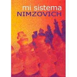 Libro ajedrez Mi sistema Nimzovich