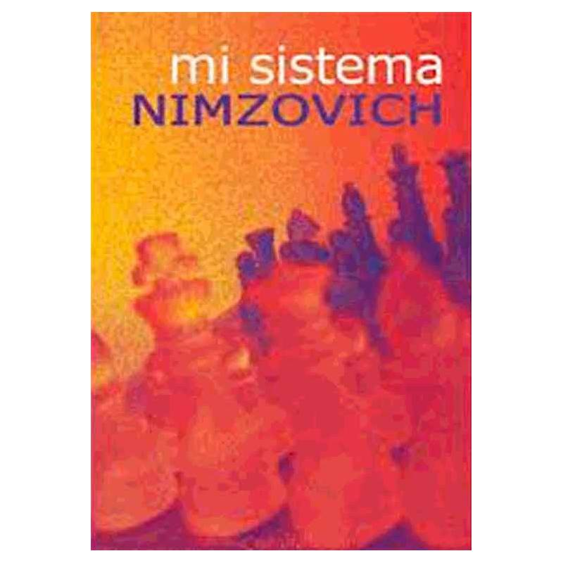 Chess book Nimzowitsch My System