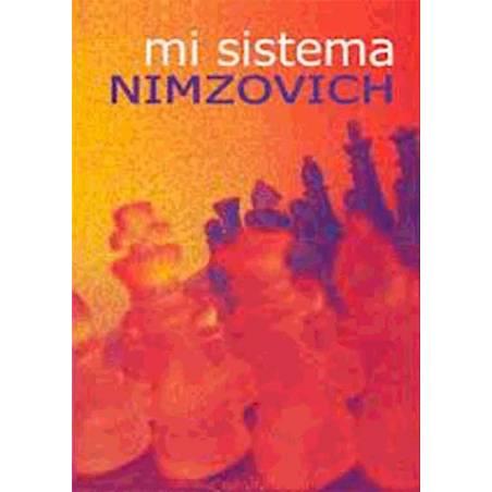 Llibre escacs El meu sistema Nimzovich