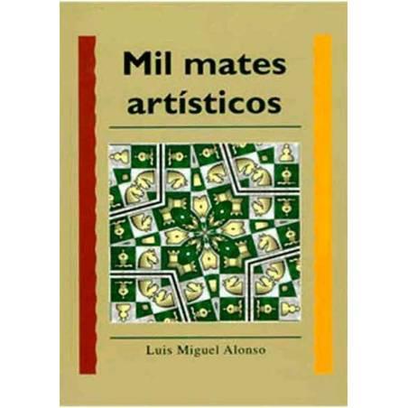 Chess book Mil mates artísticos