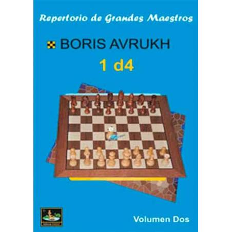 Chess book 1.d4 repertoire masters vol.2
