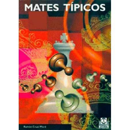 Libro ajedrez Mates típicos