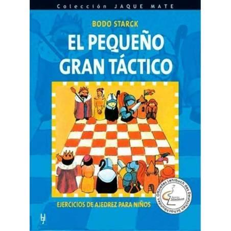 Llibre escacs El petit gran tàctic